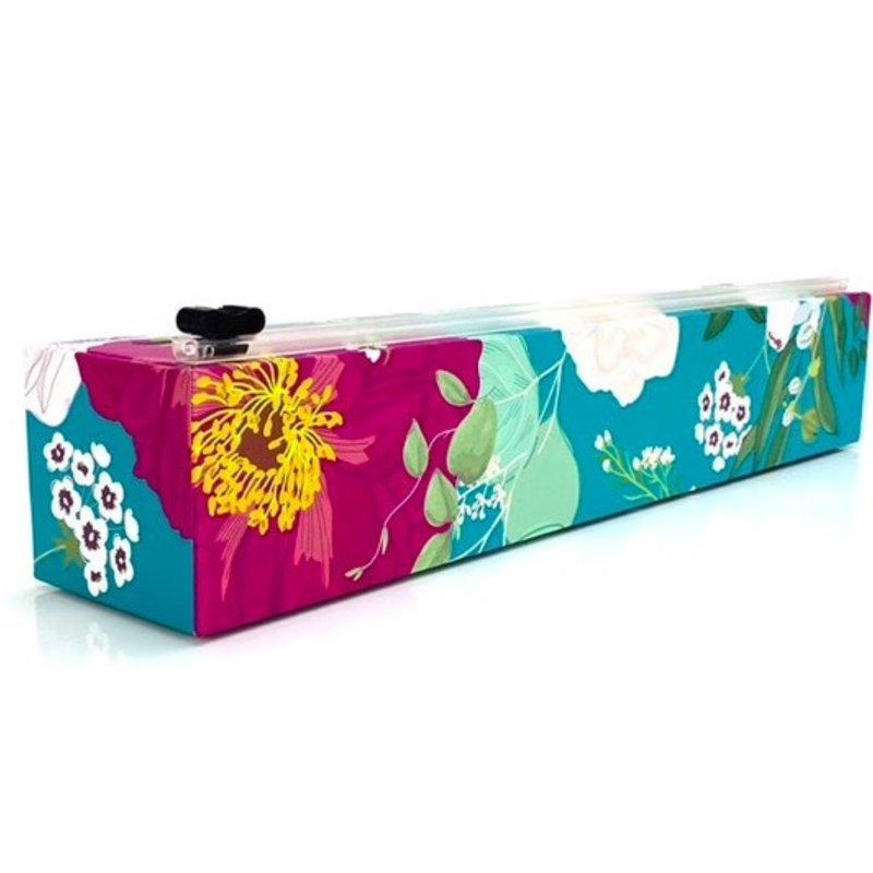 ChicWrap ChicWrap Plastic Wrap Dispenser - Spring Flowers