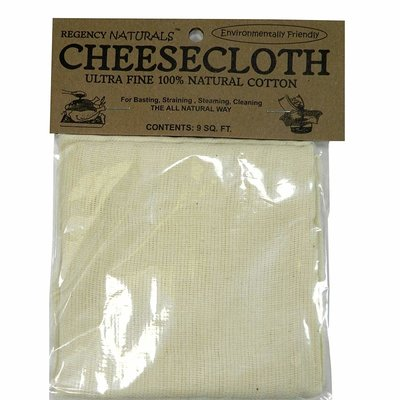 Regent Cheesecloth 9ft Ultra Fine Natural
