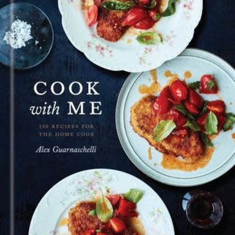 Cook with Me - Alex Guarnaschelli