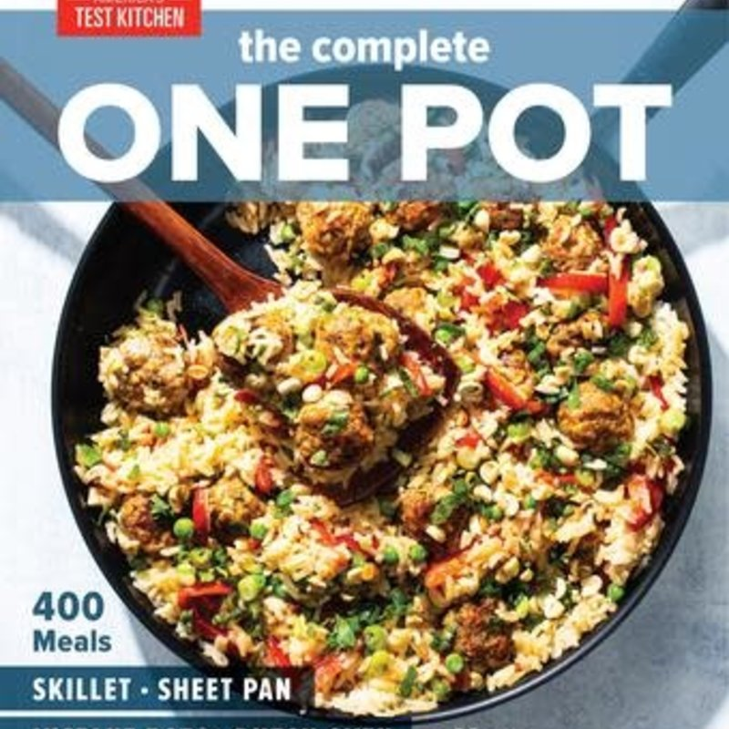 The Complete One Pot Cookbook - ATK