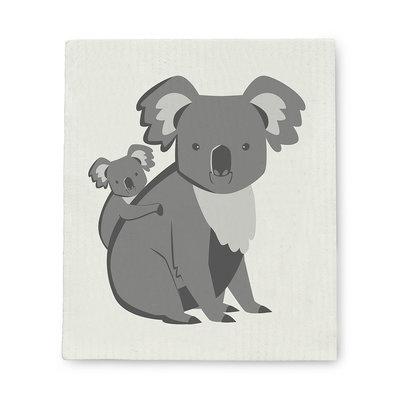 Abbott Koala and Baby  Swedish DCloth