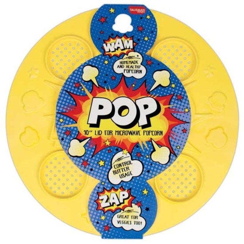 talisman Microwave Popcorn Lid