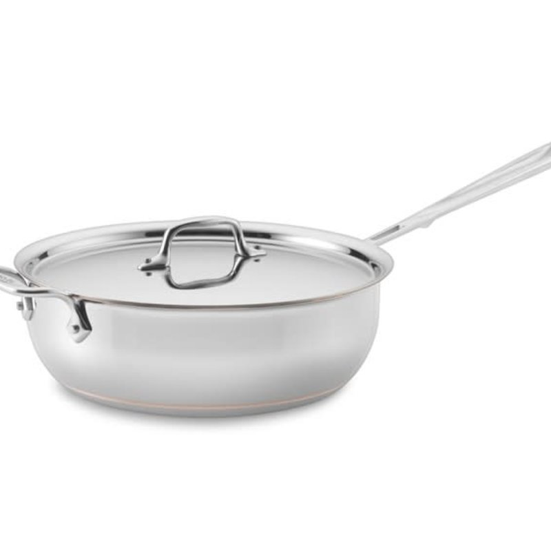 All-Clad All-Clad CC 4-Qt Essential Pan w/ Lid