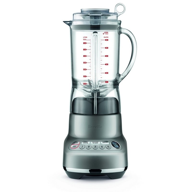 Breville Breville Fresh & Furious Blender - Smoked Hickory