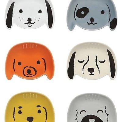 Danica/Now Designs Pinch Bowl Set/6 Puppy Love