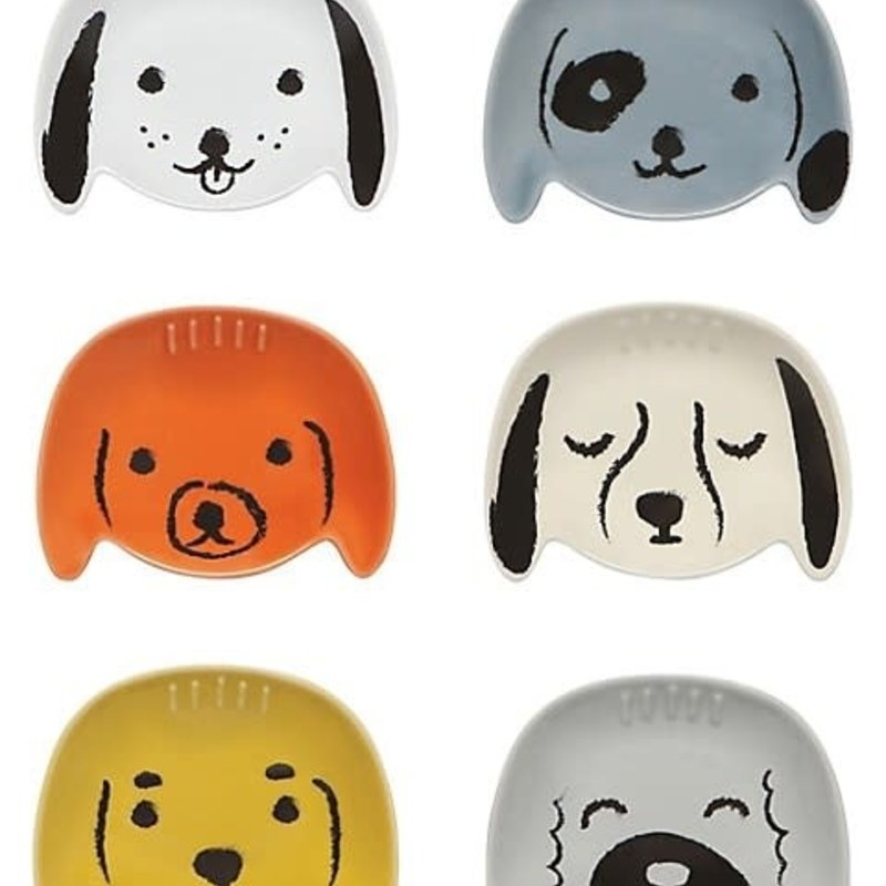 Danica/Now Designs Pinch Bowl Set/6 Puppy Love
