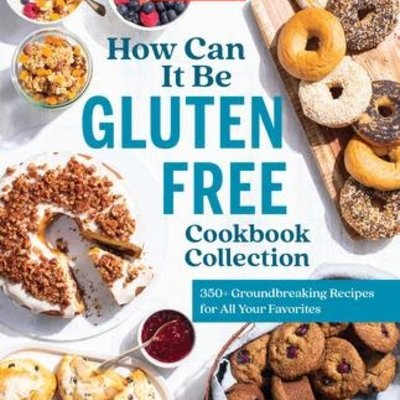 How Can It Be Gluten Free Cookbook Collection - ATK