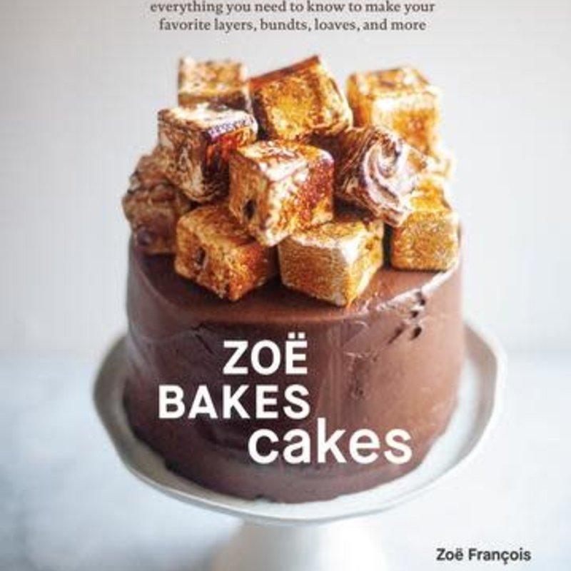 Zoe Bakes Cakes - Zoe Francois