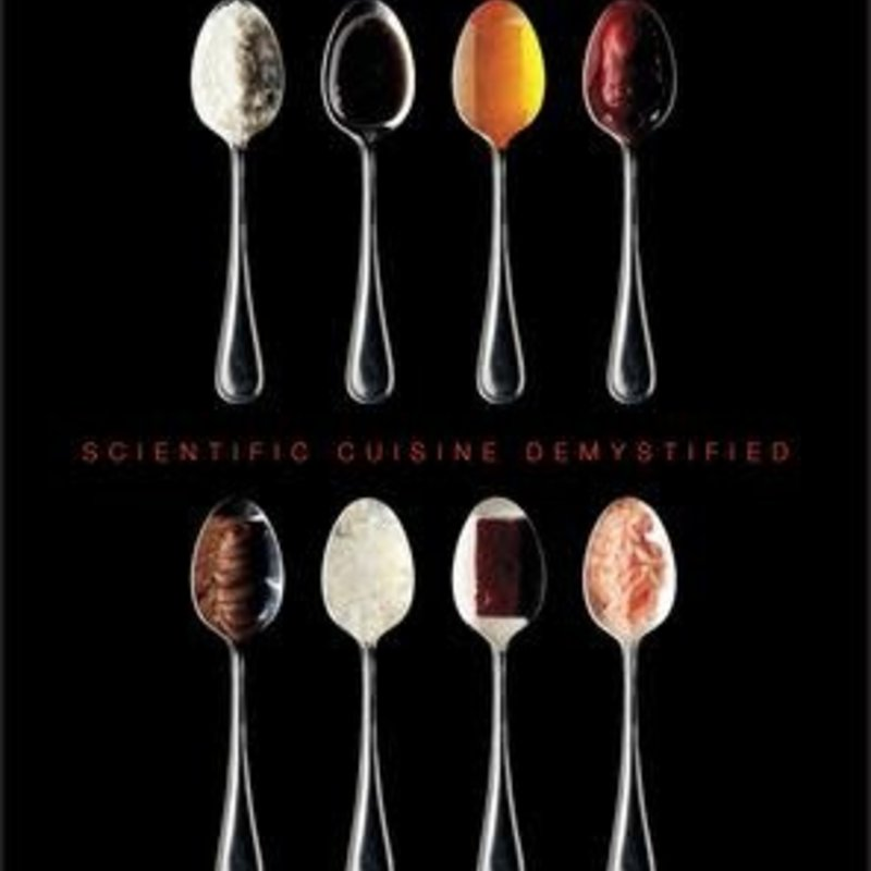 wiley Molecular Gastronomy: Scientific Cuisine Demystified - Jose Sanchez