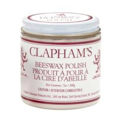 Clapham's Beeswax Clapham's Furniture Polish 220g **NOT FOOD SAFE**