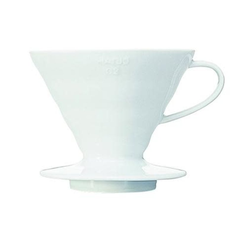 Hario Hario V60-02 Ceramic Dripper White