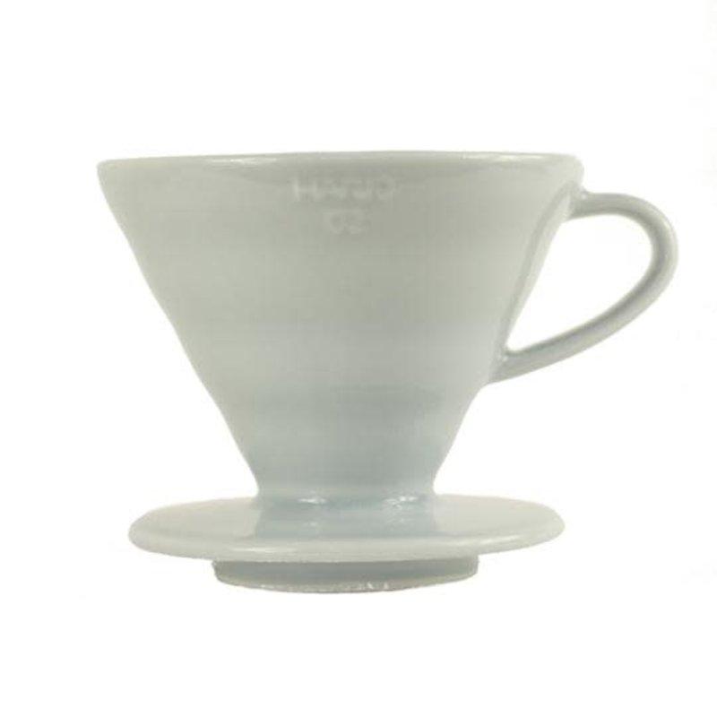 Hario Hario V60-02 Ceramic Dripper Blue Grey