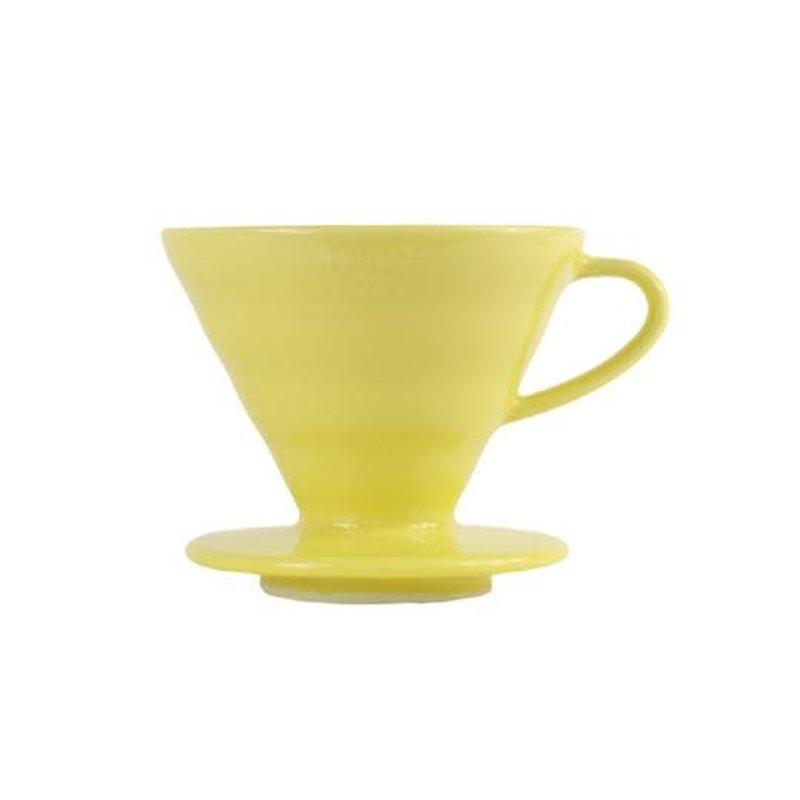 Hario Hario V60-02 Ceramic Dripper Lemon Yellow