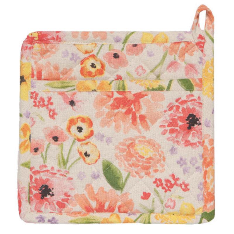 Danica/Now Designs Pot Holder Cottage Floral