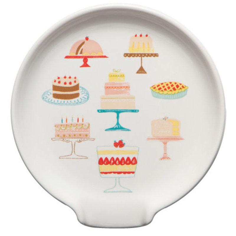 Danica/Now Designs Spoon Rest - Cake Walk