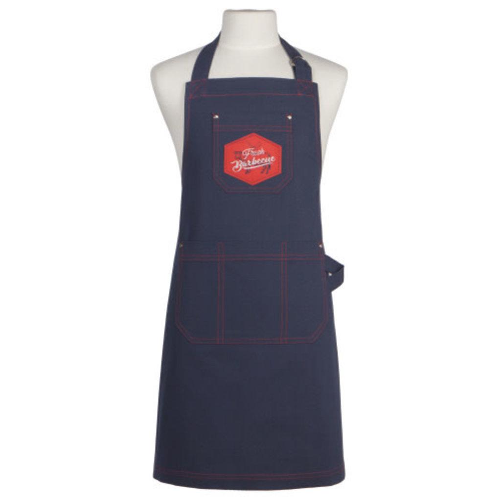 Danica/Now Designs Apron Denim BBQ