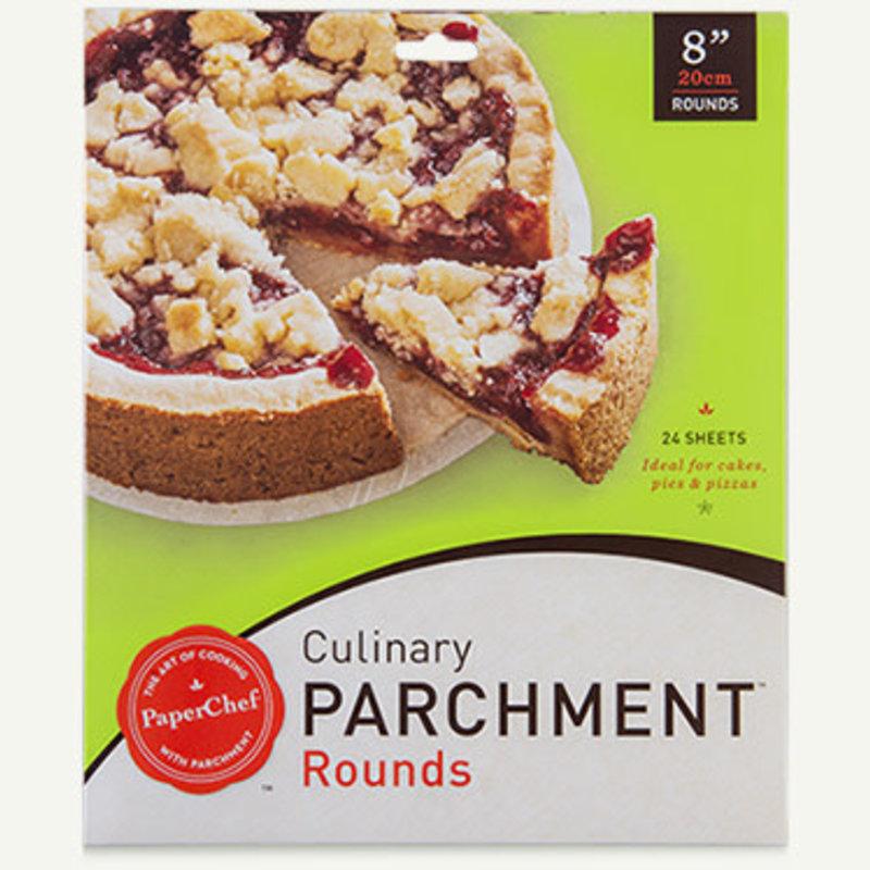 """PaperChef Paper Chef Parchment Round 8"""""""
