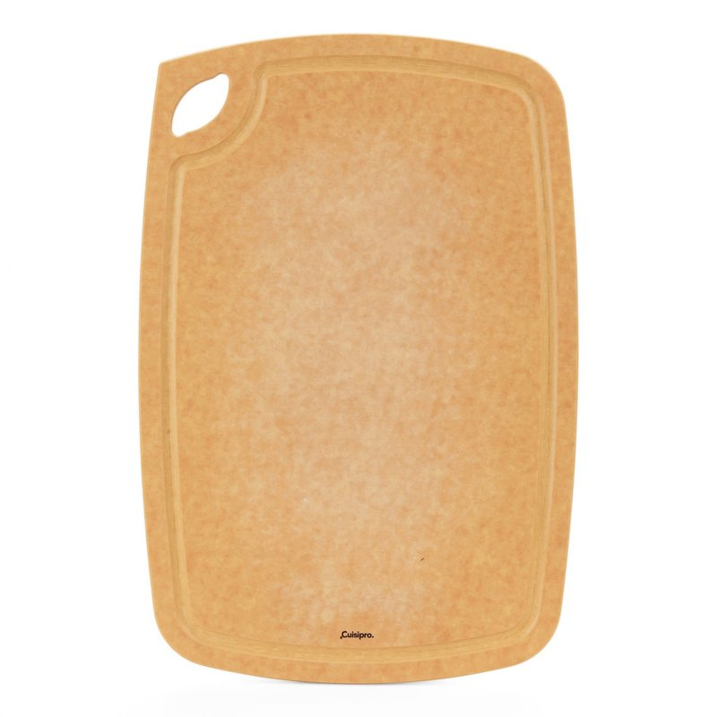 Cuisipro Fibre Wood Board - Natural - 10x15.75