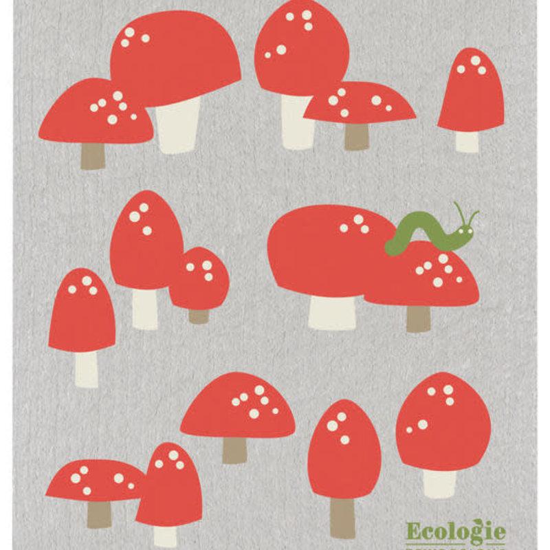Danica/Now Designs Dishcloth Swedish Totally Toadstools