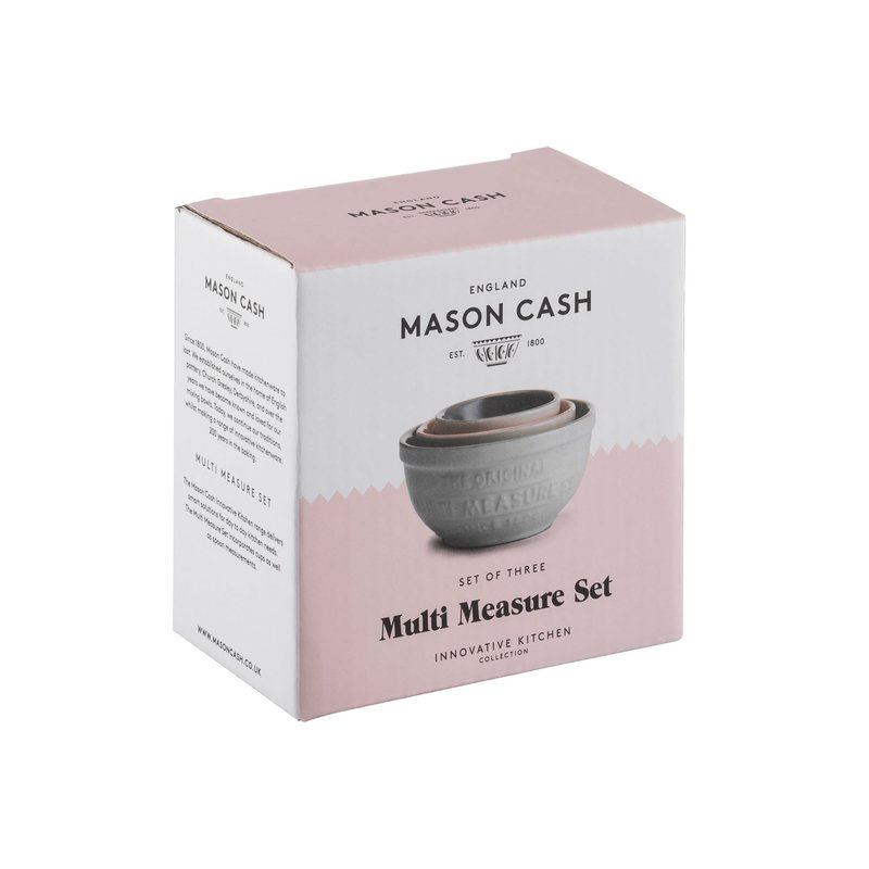 Mason Cash MC Innovative Multi Measure Set 3