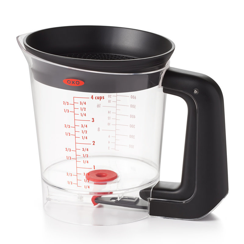 OXO OXO Fat Separator 4 Cup - Trigger