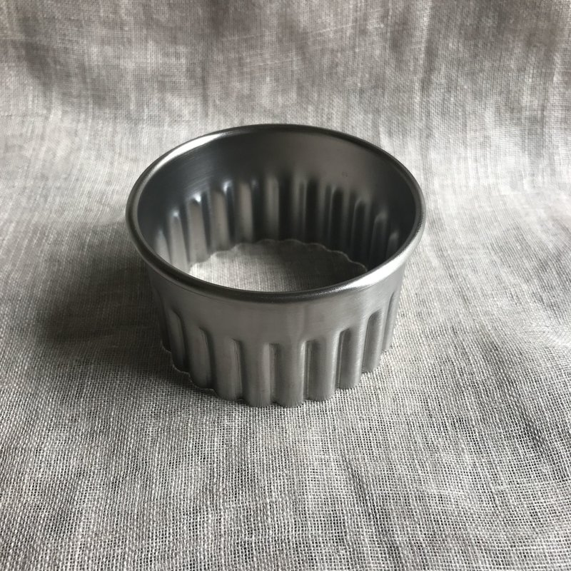 IMAIKOUBA Japanese Steel Fluted Cutter 70mm - Fits IMAIKOUBA Small Ravioli