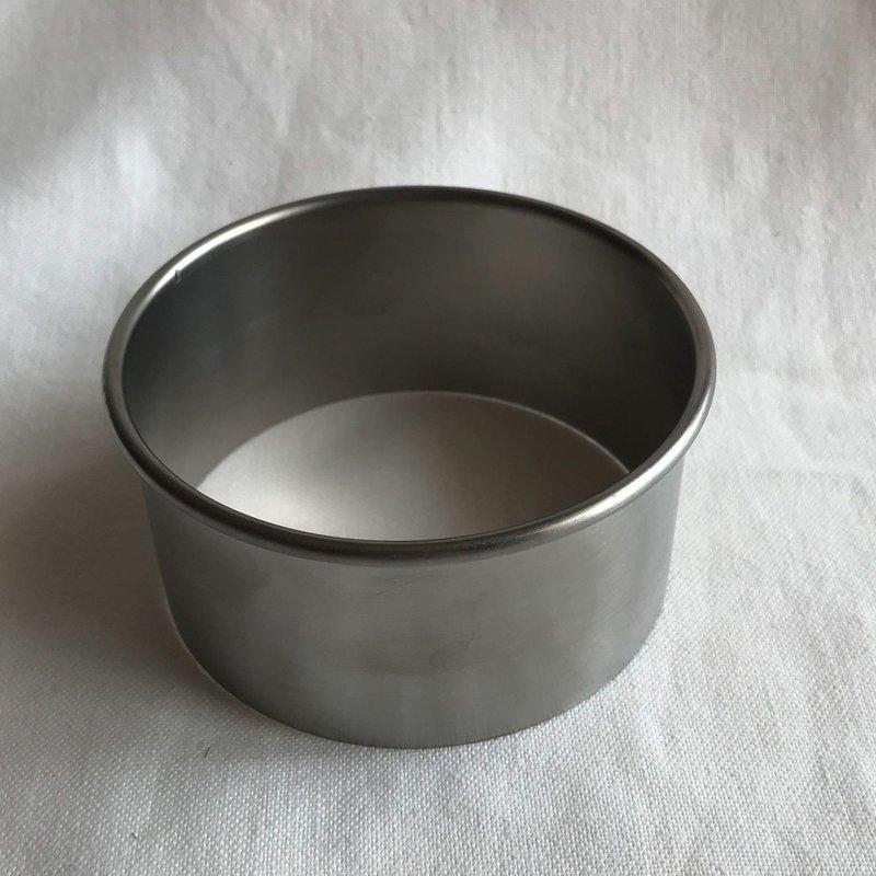 IMAIKOUBA Japanese Steel Round Cutter 80mm - Fits IMAIKOUBA Medium Ravioli
