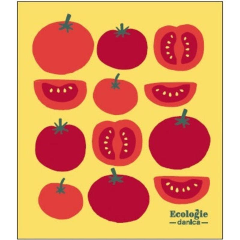 Danica/Now Designs Dishcloth Swedish Tomatoes