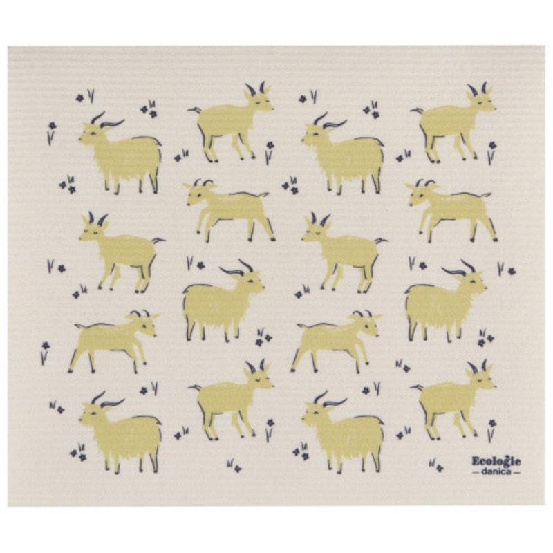 Danica/Now Designs Swedish Dry Mat - Goats