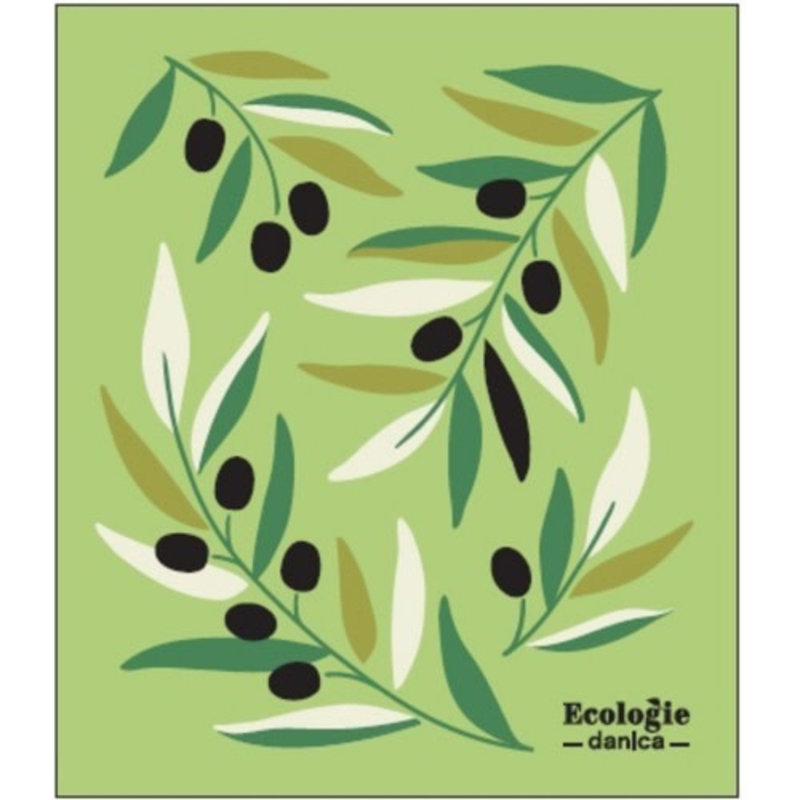 Danica/Now Designs Dishcloth Swedish Olives