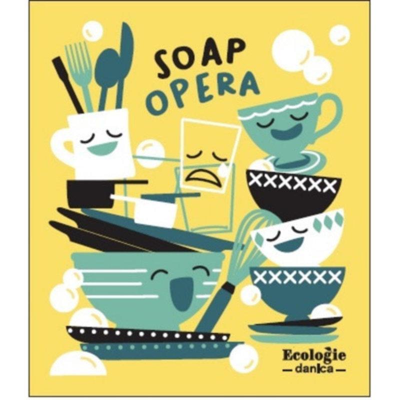 Danica/Now Designs Dishcloth Swedish Soap Opera