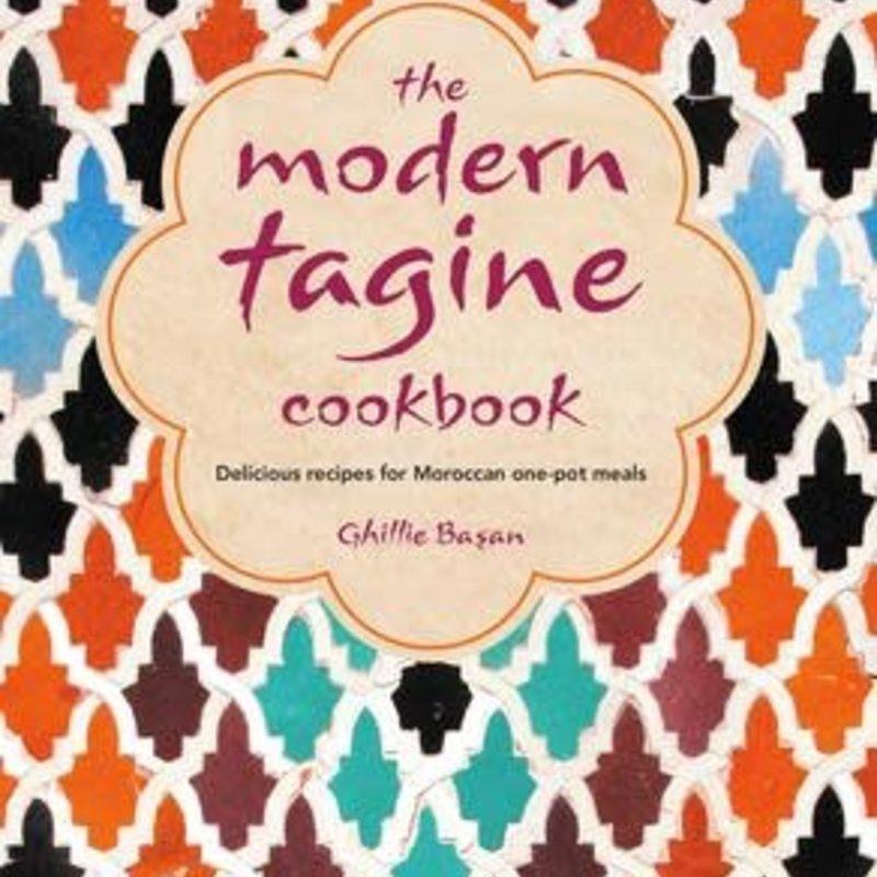 The Modern Tagine Cookbook - Ghille Basan