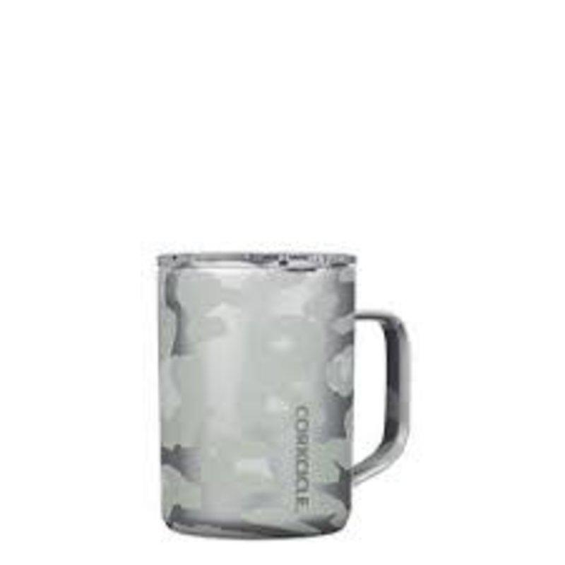 Corkcicle Corkcicle Mug - 16oz Snow Leopard 475ml