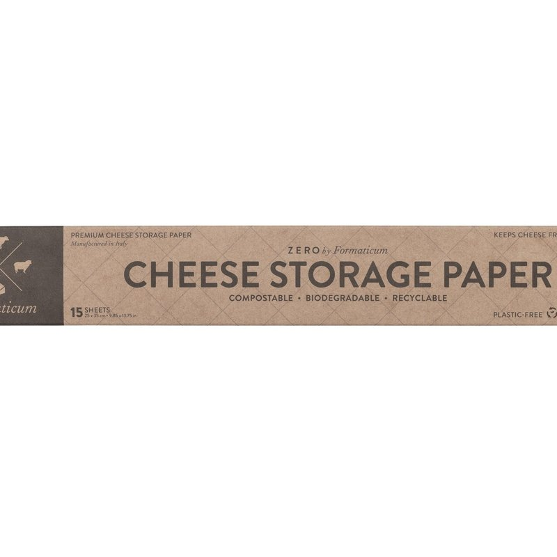 Formaticum Formaticum ZERO Cheese Paper - 15 sheets + labels