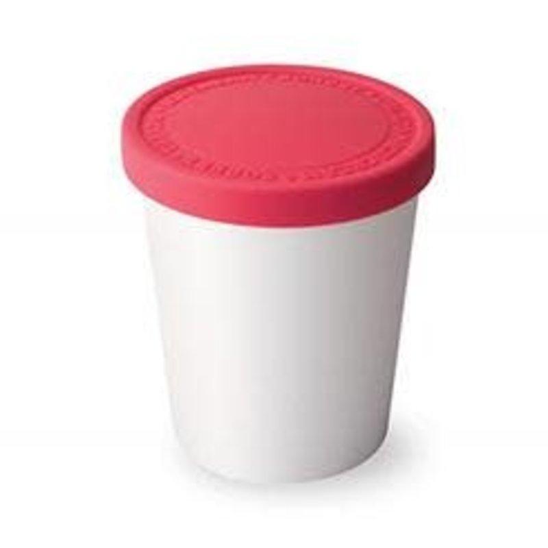 Tovolo Sweet Treats Ice Cream Tub - Raspberry