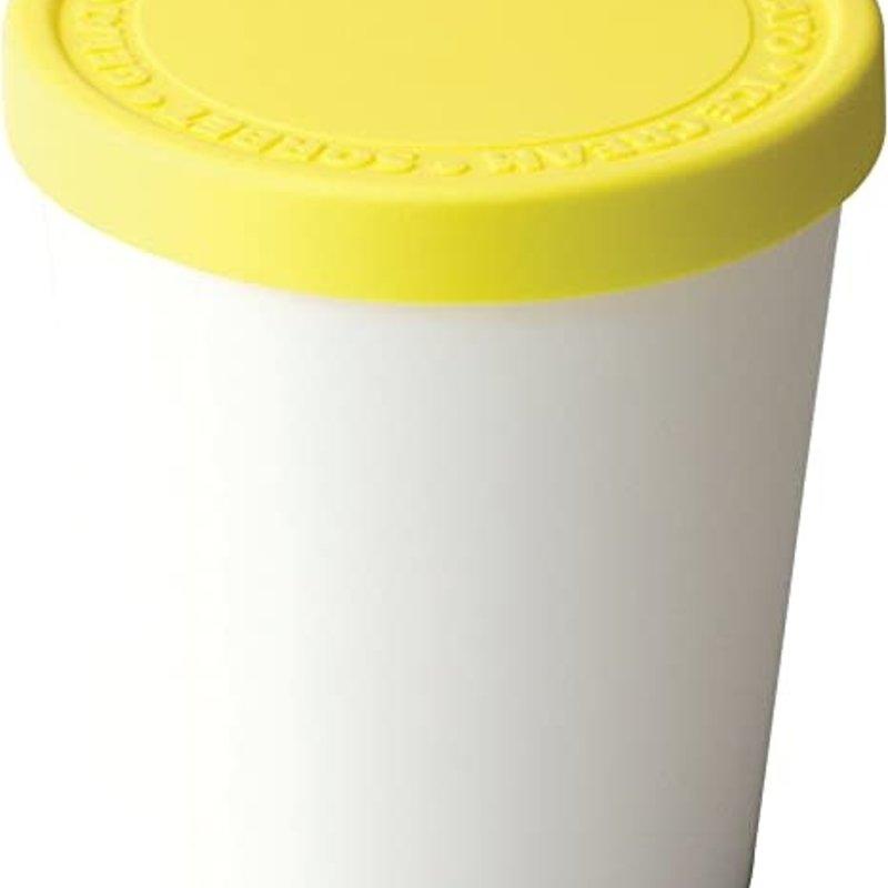Tovolo Sweet Treats Ice Cream Tub - Lemon Yellow