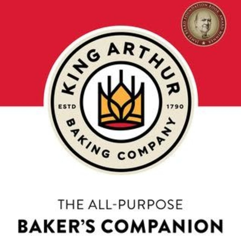 King Arthur Flour All-Purpose Baker's Companion