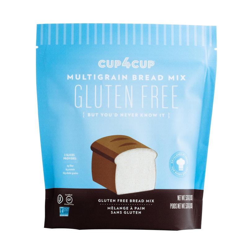 Cup4Cup Gluten Free Multigrain Bread Mix