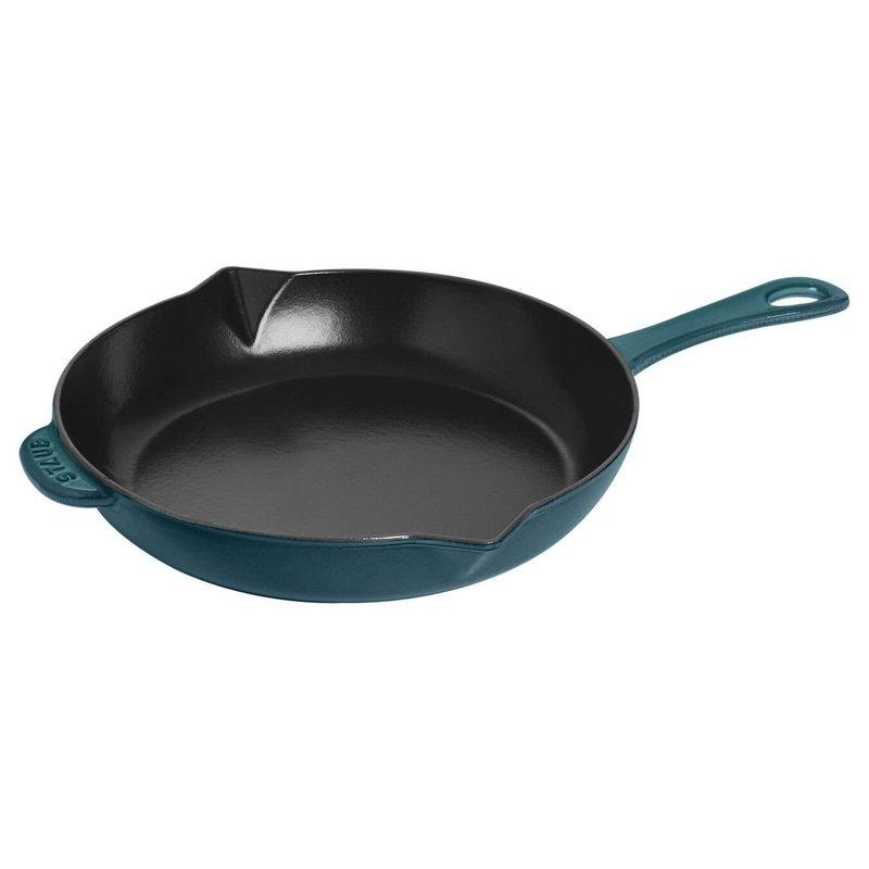 """Staub Staub Fry Pan 10.25"""" La Mer"""