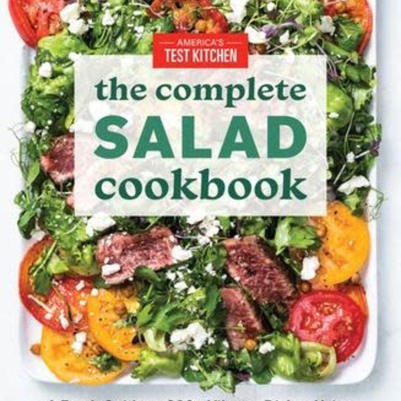 The Complete Salad Cookbook - ATK