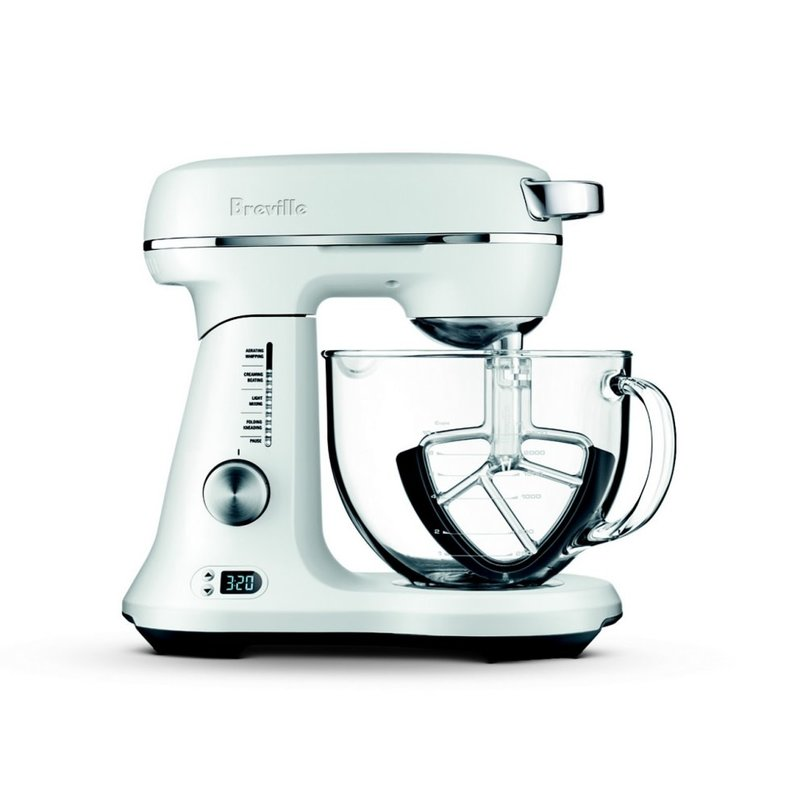 Breville Breville the Bakery Chef Stand Mixer - Sea Salt