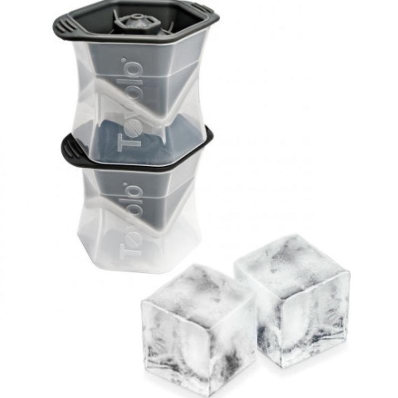 Tovolo Colossal Cube Ice Mold - Set 2
