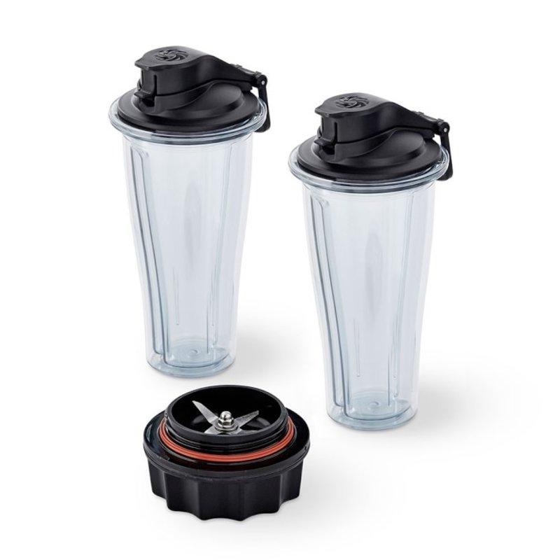 Vitamix Vitamix Ascent Blender Cup  & Bowl Starter Kit