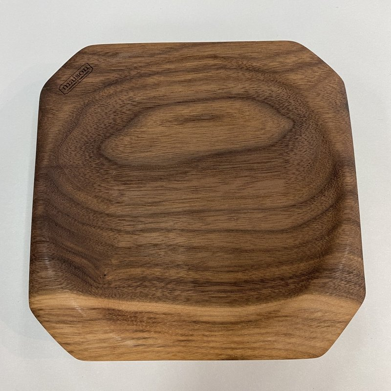 maison cookware + bakeware Maison Mezzaluna Board - Walnut *Handmade in Nanaimo!*