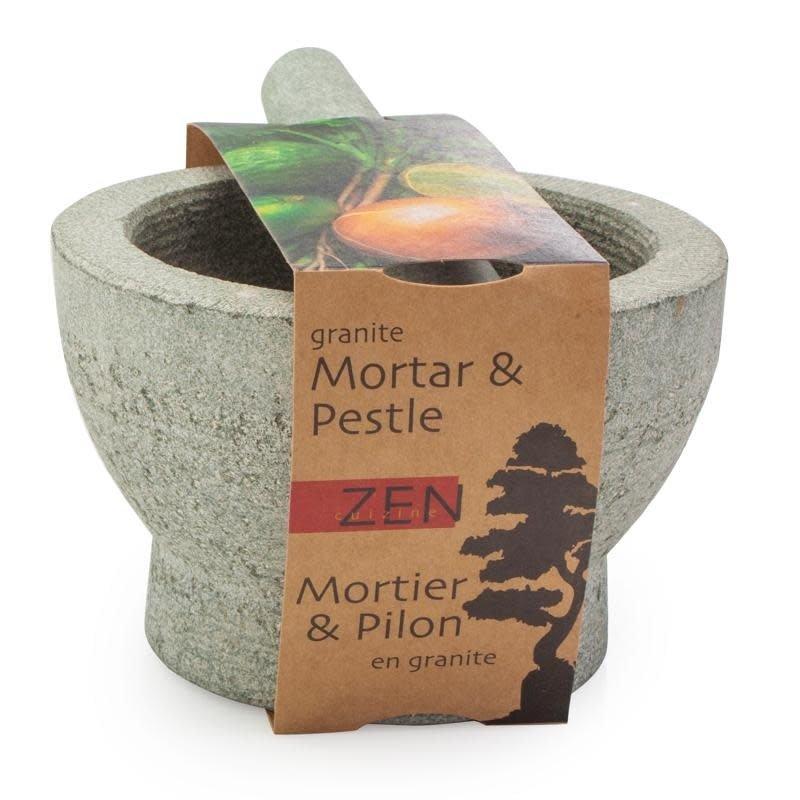 Zen Cuizine Zen Cuizine Mortar & Pestle