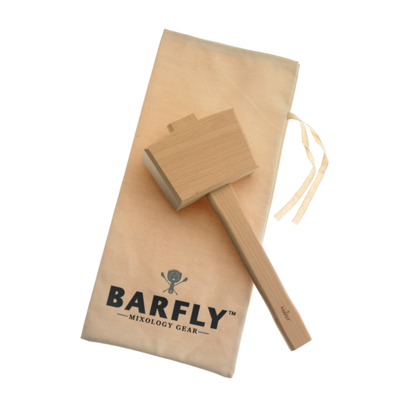 Barfly Lewis Ice Bag and Mallet Set