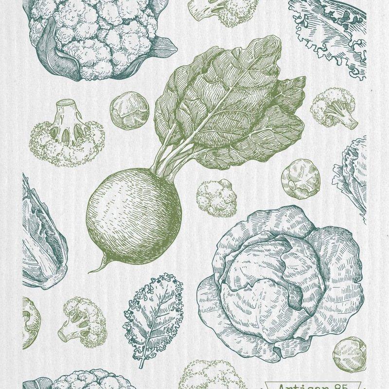 Artisan 85 Vegetable Patch Swedish Cloth
