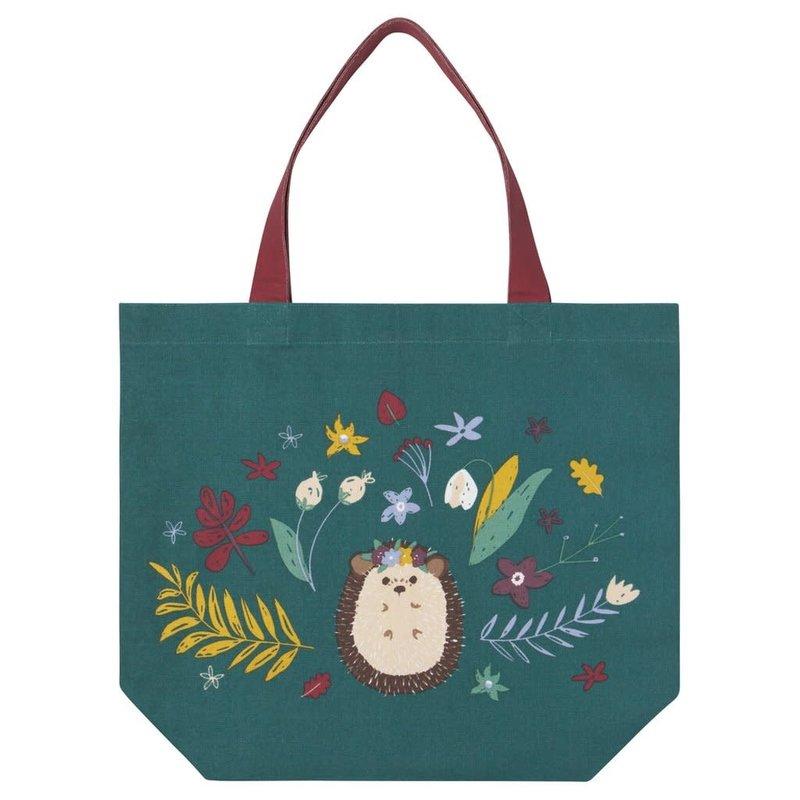 Danica/Now Designs Tote Bag - Hedge Hugs