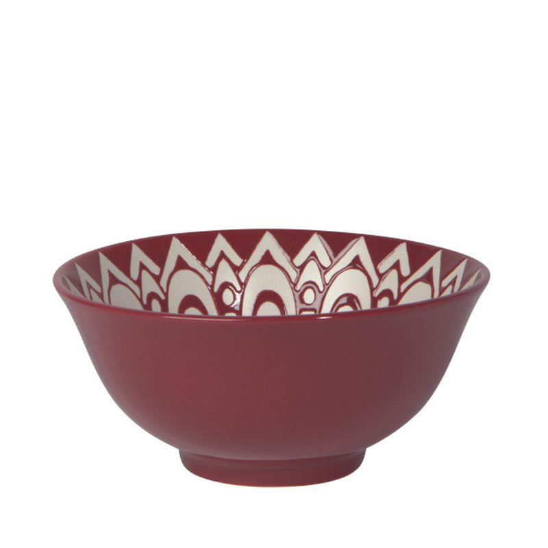 Danica/Now Designs Bowl Stamped - 6in - Kala Wine