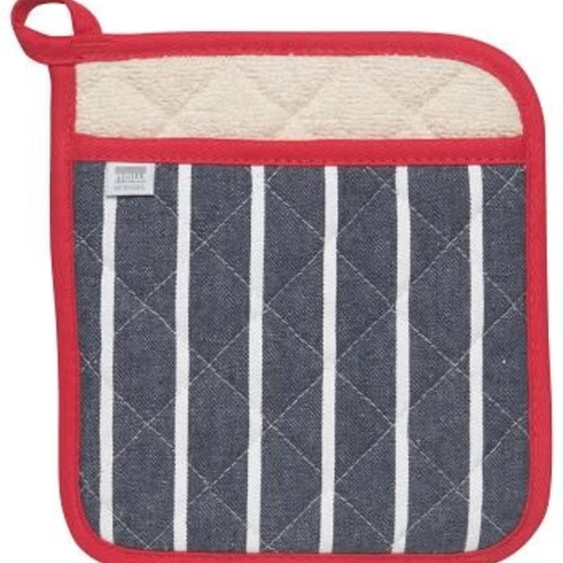 Danica/Now Designs Pot Holder Superior Butcher Stripe